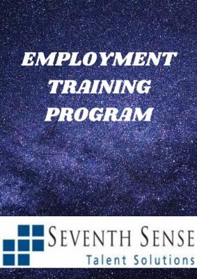 Employment Training Program cover