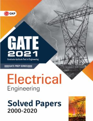 GATE 2020 : Electrical Engineering - Solved Papers 2000-2019 cover