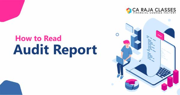 How to Read Audit Report cover