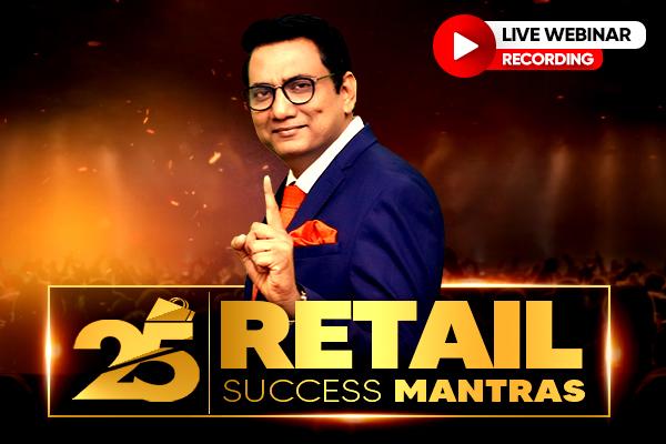 25 Retail Success Mantras cover
