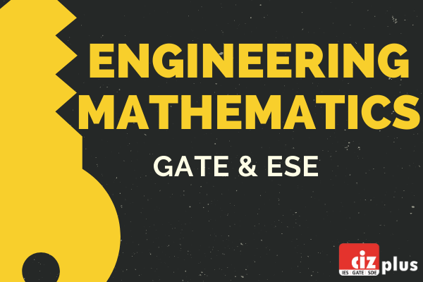 Engineering Mathematics - GATE/ESE cover