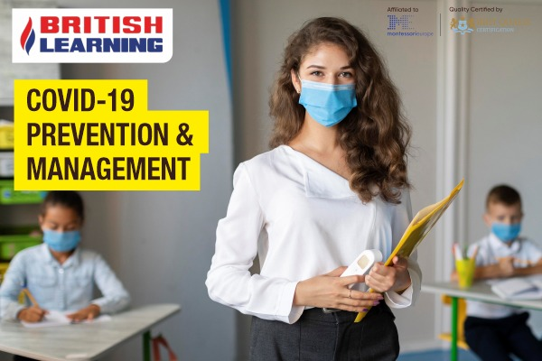 COVID-19 Prevention and Management Course cover