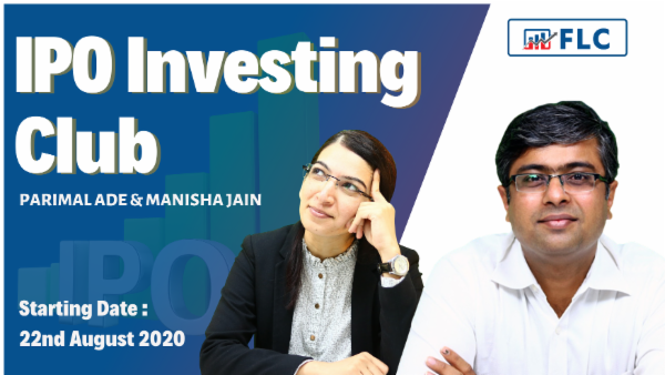 IPO Investing Club cover