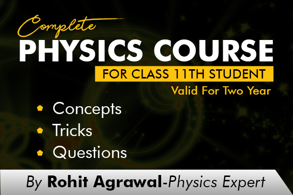MISSION NEET 2022 COMPLETE PHYSICS COURSE BY ROHIT SIR cover