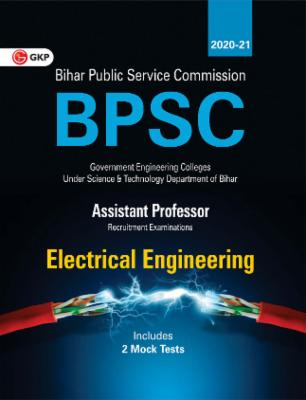 BPSC 2020 : Assistant Professor - Electrical Engineering cover