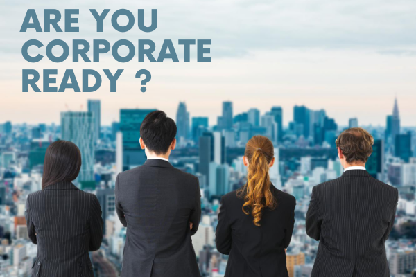 Corporate Ready Course cover