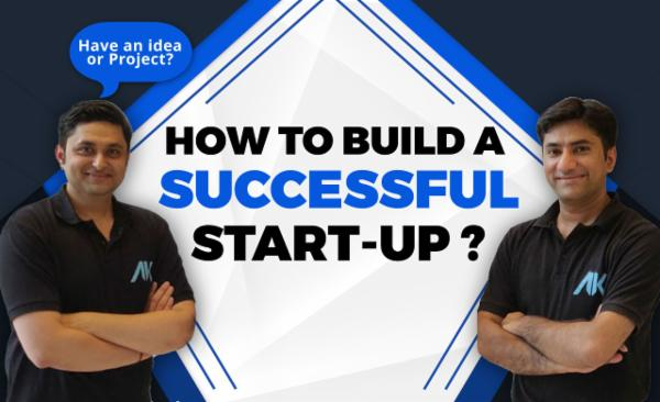 Start-up Success cover