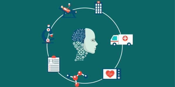 AI in health Care- Free Webinar cover