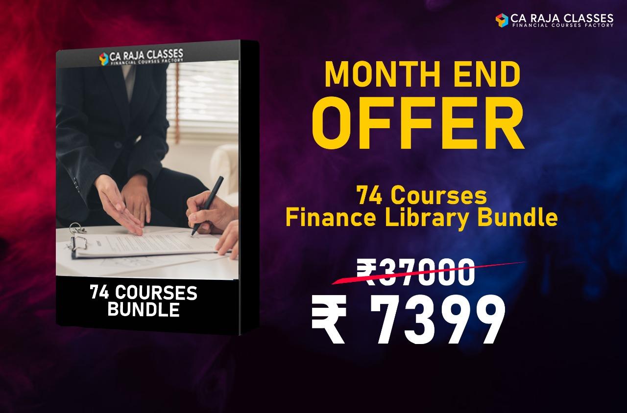 74 Courses Bundle cover