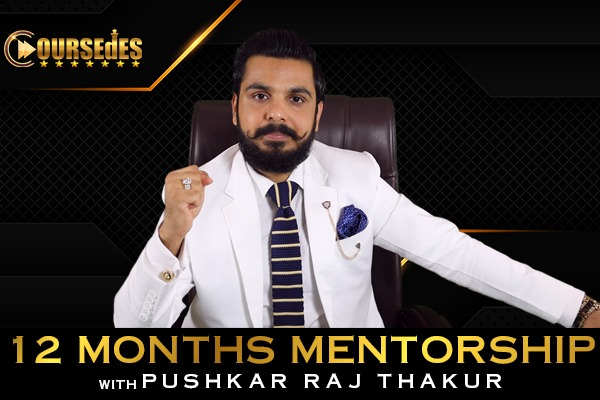 12 Months Mentorship with PRT cover