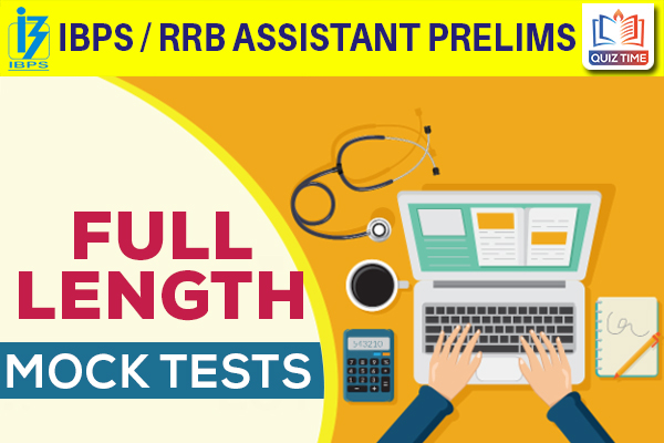 IBPS/RBI Assistants Mock Tests cover