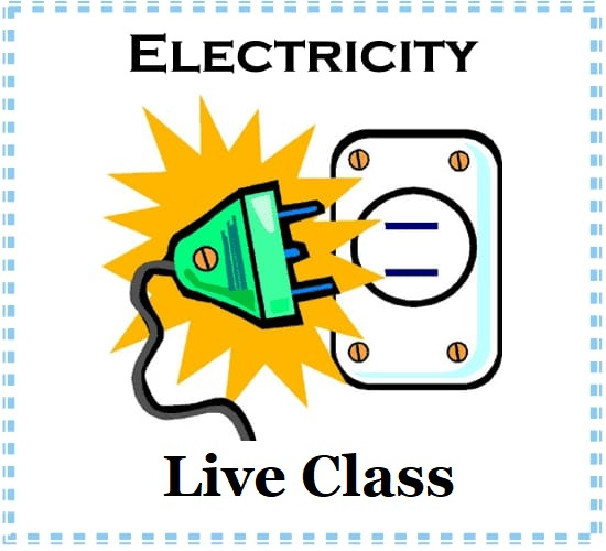 LIVE GROUP CLASS - Electrics & Electronics cover