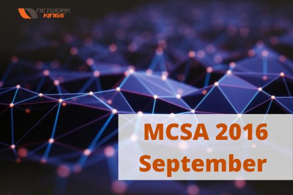 MCSA Hindi September 2020 cover
