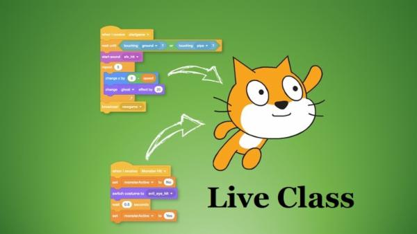 LIVE GROUP CLASS - Coding cover