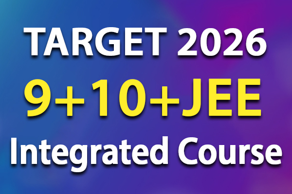 Class 9 + 10 + JEE Integrated cover