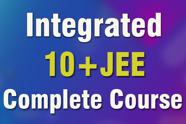 Class 10 + JEE Integrated cover