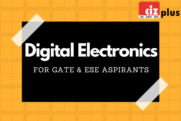 Digital Electronics - GATE/IES cover