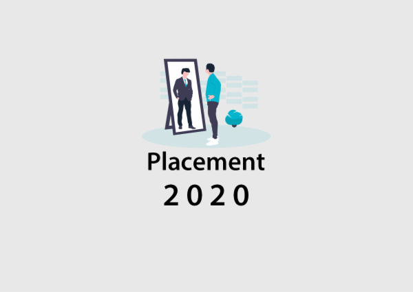 50 Placement Opportunities for 2020 B.E. Batch in 1 Year (Place Sense 2020) or MONEY BACK GUARANTEE cover