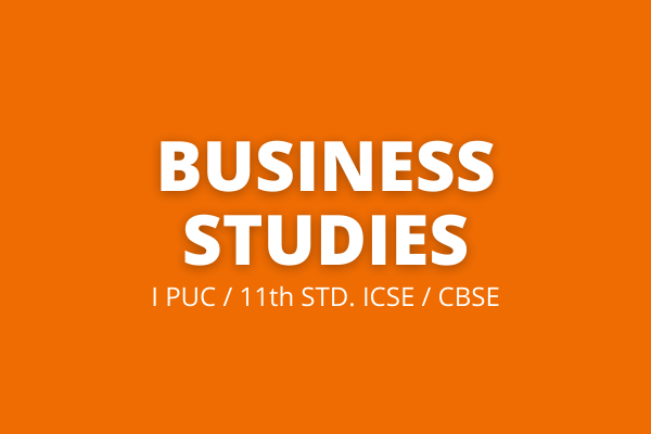 Business Studies cover