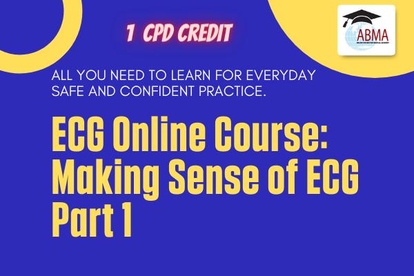 ECG Online Course(Part 1) cover