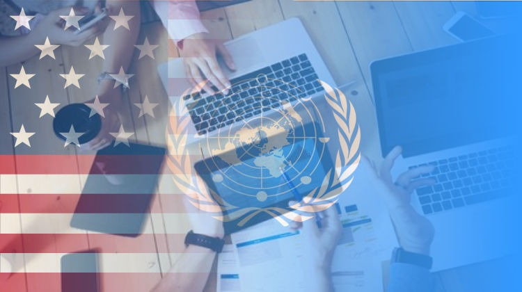 Business with the UN & US Government cover