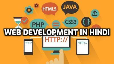 Complete Web Developer Course in Hindi (31 hours) cover