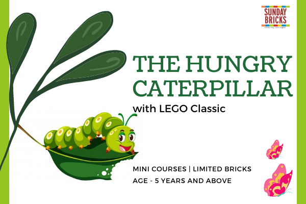 The Hungry Caterpillar cover