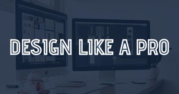Design Like A Pro cover