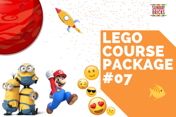 LEGO Course Package #07 cover