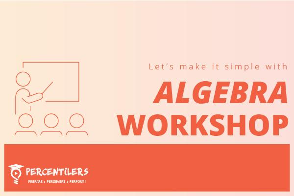 Algebra Workshop For CAT-2020 cover