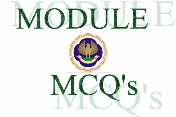 CA INTER - COSTING - MODULE - MCQ cover
