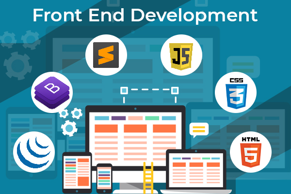 The Complete Front-End Web Development Course cover