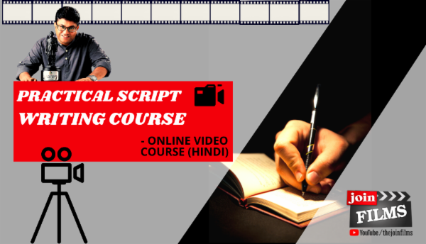 Practical Script Writing Course [Hindi] cover