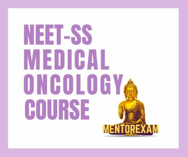 NEET-SS FNB DM Medical oncology question bank mcq mock exam course cover