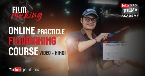 Online Film Direction Course [Hindi] cover
