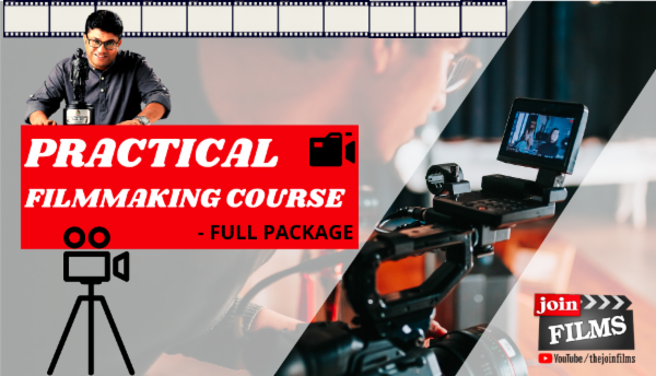 Practical Filmmaking Course Package cover