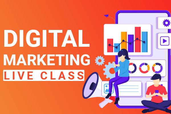 Digital Marketing Live Classes - 07-09-2020 cover
