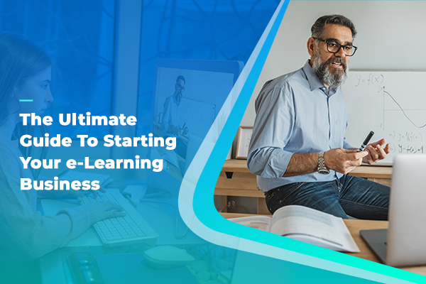 Free Webinar- How to Start Your Own E-learning Business with Ready content? cover