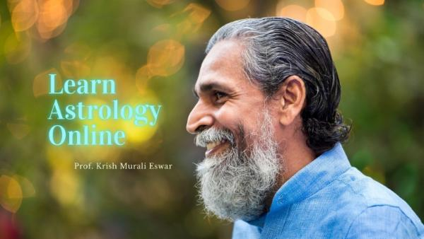 Live FREE Medical Astrology Predictions- Prof. Krish Murali Eswar cover
