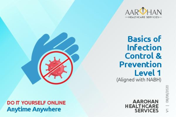 Basics of Infection Control & Prevention (Level 1) cover