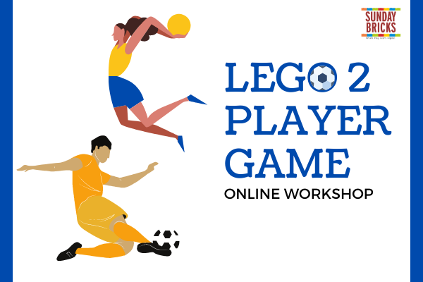 LEGO 2 Player Game cover