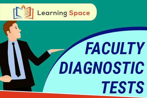 FACULTY DIAGNOSTIC TESTS cover