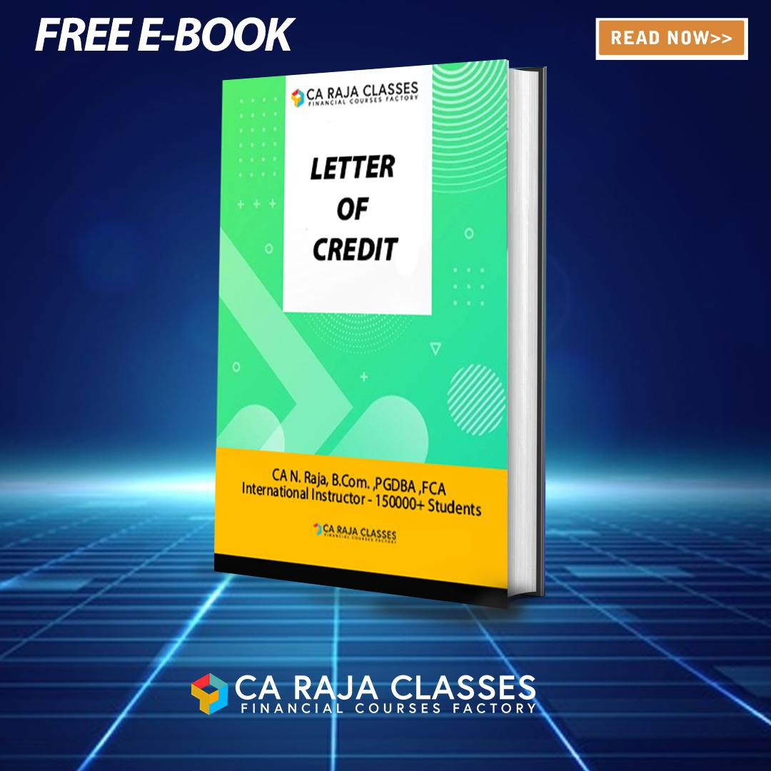 E-Book on Letter of Credit cover
