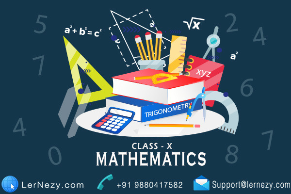CBSE Mathematics - 10th cover
