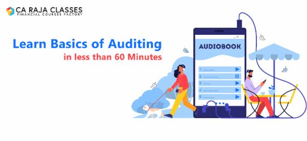 Learn Basics of Auditing in less than 60 Minutes cover