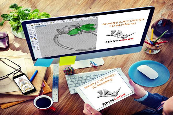 Rhino 6 for Jewelry Design Training cover