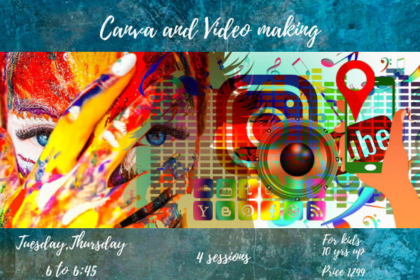 CANVA AND VIDEO MAKER PRO cover