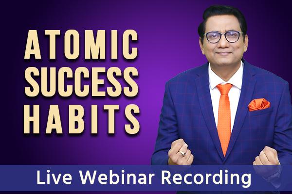 Atomic Success Habits cover