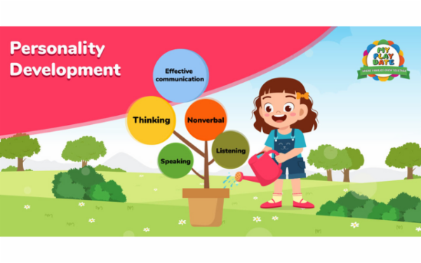 Public Speaking & Personality Development for Kids cover