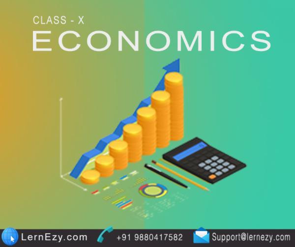 CBSE Economics - 10th cover